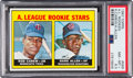Baseball Cards:Singles (1960-1969), 1967 Topps Rod Carew - Rookie Stars #569 PSA NM-MT+ 8.5....