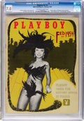 Magazines:Miscellaneous, Playboy #3 (HMH Publishing, 1954) CGC FN/VF 7.0 Off-white to whitepages....