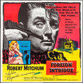 """Movie Posters:Thriller, Foreign Intrigue (United Artists, 1956). Six Sheet (79.75"""" X79.75""""). Thriller.. ..."""