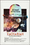 "Movie Posters:Western, Zachariah & Other Lot (ABC, 1971). One Sheets (2) (27"" X 41"").Western.. ... (Total: 2 Items)"