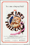 """Movie Posters:Animation, The Nine Lives of Fritz the Cat (American International, 1974). OneSheet (27"""" X 41""""). Animation.. ..."""