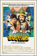 "Busting & Others Lot (United Artists, 1974). One Sheets (4) (27"" X 41""). Crime. ... (Total: 4 Items)"