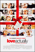"Movie Posters:Comedy, Love Actually & Other Lot (Universal, 2003). One Sheets (2)(27"" X 40"") DS. Comedy.. ... (Total: 2 Items)"