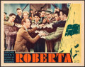 "Movie Posters:Musical, Roberta (RKO, 1935). Lobby Card (11"" X 14""). Musical.. ..."
