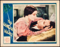 "Movie Posters:Mystery, The Unholy Night (MGM, 1929). Lobby Card (11"" X 14""). Mystery.. ..."