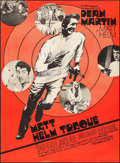 "Movie Posters:Action, The Ambushers (Columbia, 1968). French Affiche (23"" X 31.5""). Action.. ..."