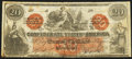 CT19/137A Counterfeit $20 1861