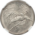 German New Guinea:German Colony, German New Guinea: German Colony. Wilhelm II Mark 1894-A MS65 NGC,...