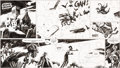 Original Comic Art:Panel Pages, Mike Mignola Dark Horse Extra #17 Hellboy Original Art (DarkHorse, 1999)....
