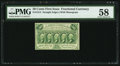 Fractional Currency:First Issue, Fr. 1312 50¢ First Issue PMG Choice About Unc 58.. ...