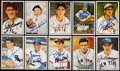 Autographs:Sports Cards, 1982-83 Diamond Classics and 1983 Original All-Stars Sets with 75 Signed Cards - Williams, Musial, DiMaggio and more!. ...