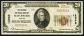 National Bank Notes:Missouri, Maplewood, MO - $20 1929 Ty. 1 The Citizens NB Ch. # 12955. ...