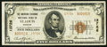 National Bank Notes:Missouri, Saint Louis, MO - $5 1929 Ty. 2 The American Exchange NB Ch. #13726. ...