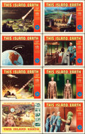 Movie Posters:Science Fiction, This Island Earth (Universal International, 1955)....