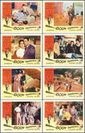 "Movie Posters:Science Fiction, Invasion of the Body Snatchers (Allied Artists, 1956). Lobby Card Set of 8 (11"" X 14"").. ... (Total: 8 Items)"