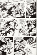 Original Comic Art:Panel Pages, Gene Colan and Steve Leialoha Daredevil #154 Page 11Original Art (Marvel, 1978)....