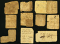 Colonial Notes:Mixed Colonies, Fragments of Colonial Notes with Contemporary Material Included.....