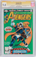 Modern Age (1980-Present):Superhero, The Avengers #196 Signature Series (Marvel, 1980) CGC NM/MT 9.8Off-white to white pages....