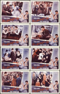 """Movie Posters:Fantasy, It's a Wonderful Life (M and A Alexander Productions, R-1955).Lobby Card Set of 8 (11"""" X 14"""").. ... (Total: 8 Items)"""