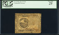 Colonial Notes:Continental Congress Issues, Continental Currency May 20, 1777 $6 PCGS Very Fine 25.. ...