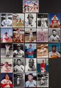 Autographs:Photos, St. Louis Cardinals Greats Signed Photographs Lot of 26.. ...