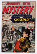 Silver Age (1956-1969):Horror, Journey Into Mystery #78 (Marvel, 1962) Condition: VG/FN....