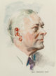 James Montgomery Flagg (American, 1877-1960) Dave is One Highball Man, Castairs advertisement Watercolor on board 17...