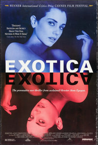 """Exotica & Others Lot (Alliance, 1994) Rolled, Overall: Fine/Very Fine. One Sheets (4) (27"""" X 41"""" &..."""