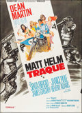 "Movie Posters:Action, The Ambushers (Columbia, 1968). Full-Bleed French Grande (45"" X 62""). Action.. ..."