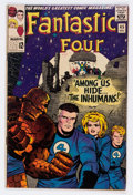 Silver Age (1956-1969):Superhero, Fantastic Four #45 (Marvel, 1965) Condition: VG-....