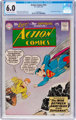 Action Comics #253 (DC, 1959) CGC FN 6.0 Off-white to white pages