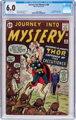 Journey Into Mystery #84 (Marvel, 1962) CGC FN 6.0 Off-white pages