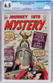 Journey Into Mystery #85 (Marvel, 1962) CGC FN+ 6.5 Off-white to white pages