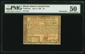 Colonial Notes:Rhode Island, Rhode Island July 2, 1780 $3 Remainder PMG About Uncirculated 50.....