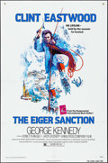 """Movie Posters:Action, The Eiger Sanction (Universal, 1975). One Sheet (27"""" X 41"""").Action.. ..."""