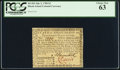 Colonial Notes:Rhode Island, Rhode Island July 2, 1780 $2 PCGS Choice New 63.. ...