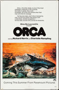 """Movie Posters:Thriller, Orca & Others Lot (Paramount, 1977). One Sheets (5) (27"""" X 40"""" & 27"""" X 41""""). Thriller.. ... (Total: 5 Items)"""
