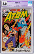 Silver Age (1956-1969):Superhero, Showcase #35 The Atom (DC, 1961) CGC Apparent VF 8.0 Off-white to white pages....