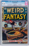 Golden Age (1938-1955):Science Fiction, Weird Fantasy #11 (EC, 1952) CGC NM+ 9.6 Cream to off-whitepages....
