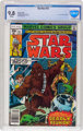 Star Wars #13 (Marvel, 1978) CBCS NM/MT 9.8 White pages