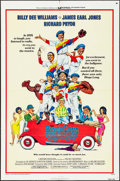 "Movie Posters:Sports, The Bingo Long Traveling All-Stars & Motor Kings (Universal, 1976). One Sheet (27"" X 41"") & Lobby Cards (3) (11"" X 14""). Spo... (Total: 4 Items)"