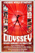 """Movie Posters:Adult, Odyssey: The Ultimate Trip & Other Lot (ASOM Distributing, 1977). One Sheet (27"""" X 41""""). Adult.. ... (Total: 2 Items)"""