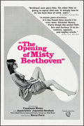 """Movie Posters:Adult, The Opening of Misty Beethoven & Other Lot (Quality, 1976). One Sheets (2) (25"""" X 38"""" & 27"""" X 41""""). Adult.. ... (Total: 2 Items)"""