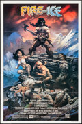 """Movie Posters:Animation, Fire and Ice & Other Lot (20th Century Fox, 1983). One Sheets (2) (27"""" X 41""""). Animation.. ... (Total: 2 Items)"""
