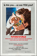 Movie Posters:Science Fiction, Futureworld & Other Lot (American International, 1976). Fo...