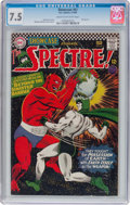 Silver Age (1956-1969):Horror, Showcase #61 Spectre (DC, 1966) CGC VF- 7.5 Cream to off-white pages....