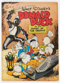 Four Color #159 Donald Duck (Dell, 1947) Condition: FN
