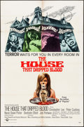 Movie Posters:Horror, The House that Dripped Blood & Other Lot (Cinerama Releasi...