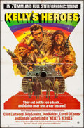 "Movie Posters:War, Kelly's Heroes (MGM, 1970). International One Sheet (27"" X 41"")70MM Roadshow Style. War.. ..."