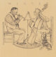 Norman Rockwell (American, 1894-1978) Winter Lithograph 13.375 x 13.125 in. (image) Signed and numbered in lower mar...